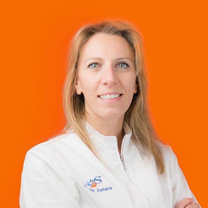 Dottoressa Irene - Studio dentistico Setaro ad Alessandria
