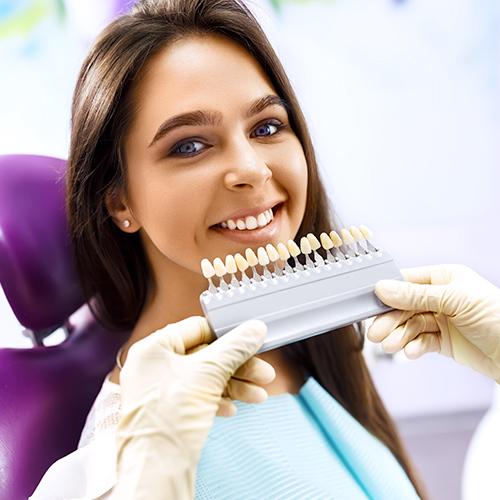 Estetica dentale - Studio dentistico Setaro ad Alessandria