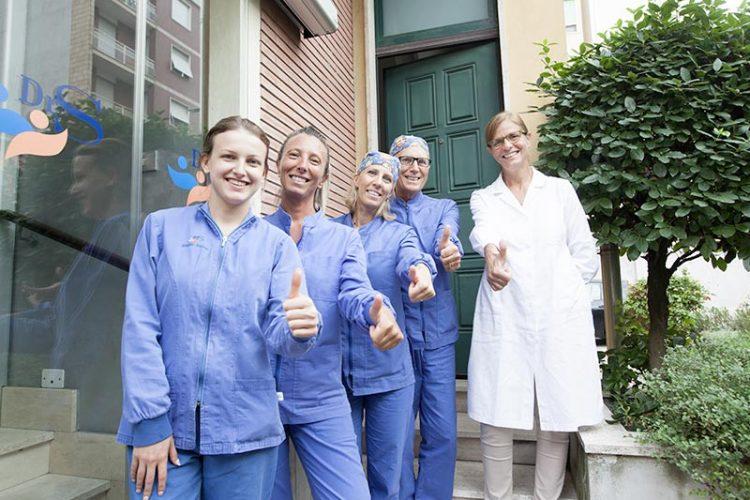 Membri dello Studio dentistico Setaro ad Alessandria