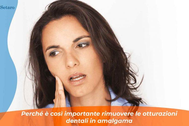 OTTURAZIONI DENTALI / INTOSSICAZIONE DA MERCURIO - Studio dentistico Setaro